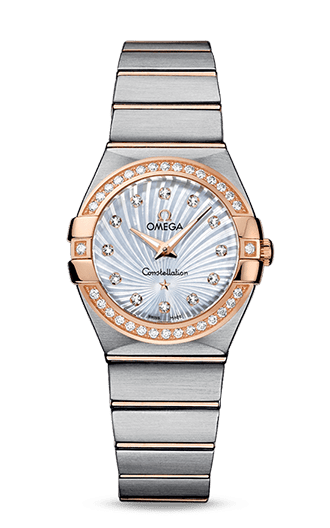 Omega Constellation	 123.25.27.60.55.002 product image