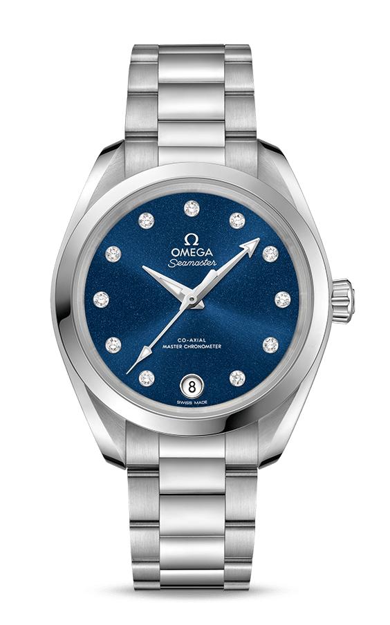 Omega Seamaster Watch 220.10.34.20.53.001 product image