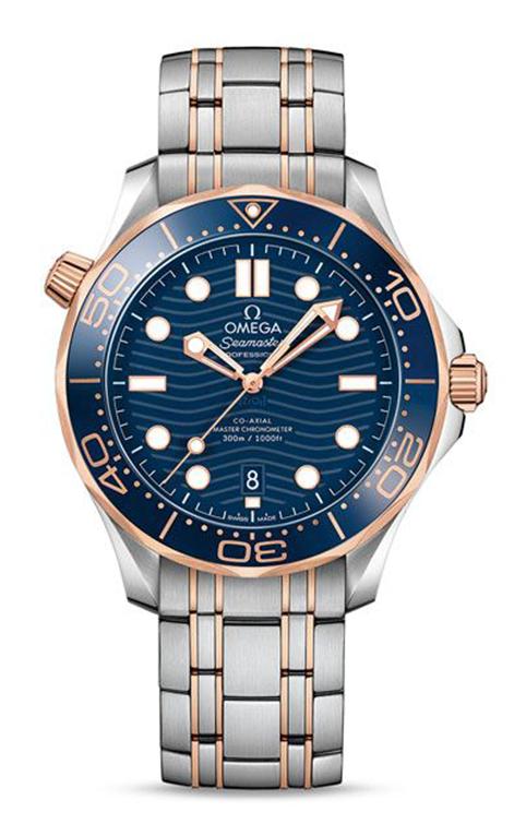 Omega Seamaster Watch 210.20.42.20.03.002 product image