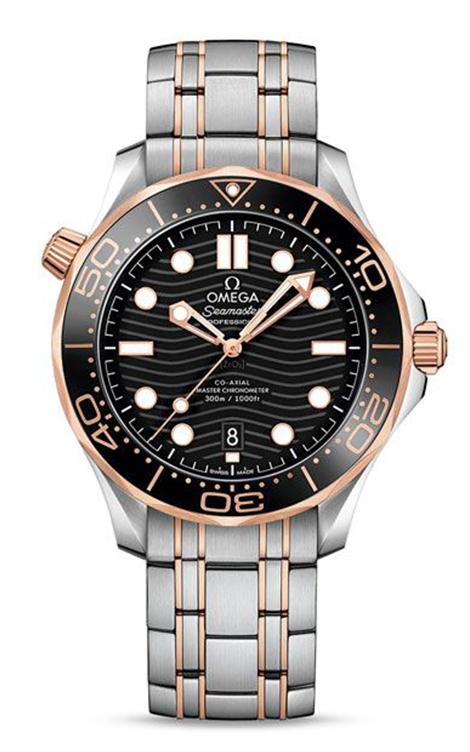 Omega Seamaster Watch 210.20.42.20.01.002 product image