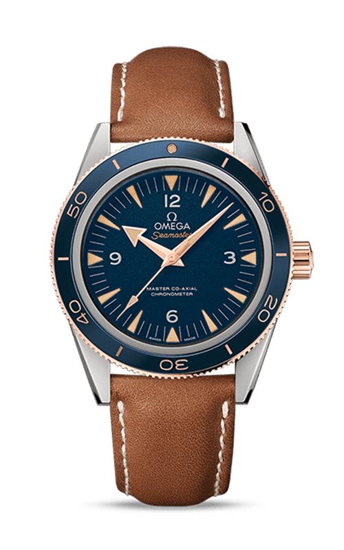 Omega Seamaster Watch 233.62.41.21.03.001 product image