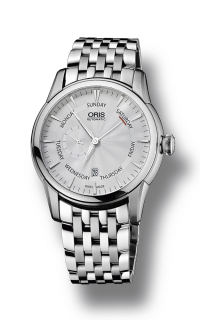 Oris Artelier Small Second, Pointer Day 01 745 7666 4051-07 8 23 77