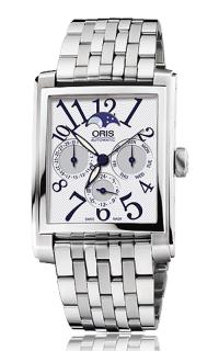 Oris Rectangular Complication 01 582 7658 4061-07 8 23 82