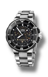 Oris ProDiver Pointer Moon 01 761 7682 7154-Set