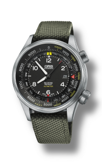 Oris Altimeter with Feet Scale 01 733 7705 4134-07 5 23 14FC