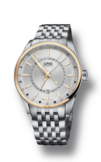 Oris Pointer Moon, Date 01 761 7691 6331-07 8 21 80