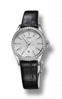 Oris Artelier Date Diamonds 01 561 7722 4951-07 5 14 64FC