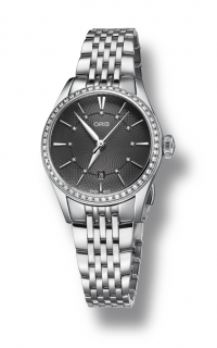 Oris Artelier Date Diamonds 01 561 7722 4953-07 8 14 79