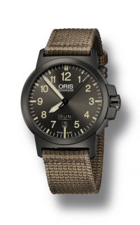 Oris BC3 Advanced, Day Date 01 735 7641 4263-07 5 22 22G