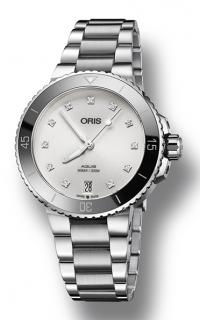 Oris Aquis Date Diamonds 01 733 7731 4191-07 8 18 05P
