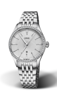 Oris Artelier Date Diamonds 01 561 7724 4951-07 8 17 79