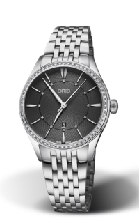 Oris Artelier Date Diamonds 01 561 7724 4953-07 8 17 79