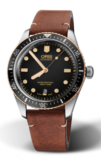 Oris Divers Sixty-Five  01 733 7720 4354-07 5 21 45