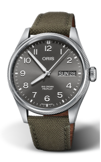 Oris Big Day Date 01 752 7760 4063-07 3 22 02LC