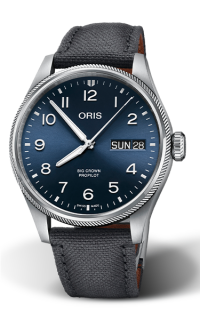 Oris Big Day Date 01 752 7760 4065-07 3 22 05LC