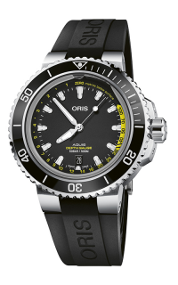 Oris Aquis Depth Gauge 01 733 7755 4154-Set RS