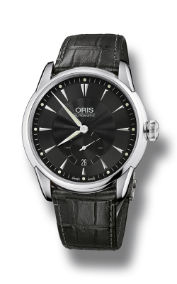 Oris Artelier Small Second, Date 01 623 7582 4074-07 5 21 71FC product image