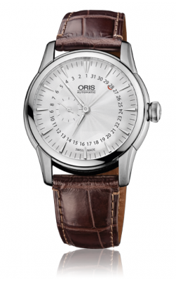 Oris Culture Artelier Small Second, Pointer Date Watch 01 744 7665 4051-07 1 22 73FC product image