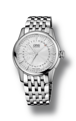 Oris Culture Artelier Small Second, Pointer Date Watch 01 744 7665 4051-07 8 22 77 product image