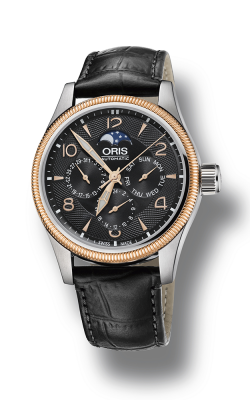 Oris Aviation Big Crown Complication Watch 01 582 7678 4364-07 5 20 76FC582 7678 4364 LS product image