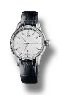 Oris Culture Artelier Date Diamonds Watch 01 561 7687 4951-07 5 14 60FC product image