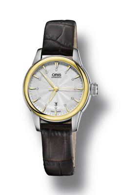 Oris Culture Artelier Date Diamonds Watch 01 561 7687 4351-07 5 14 70FC product image