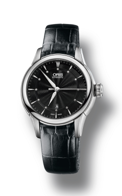 Oris Culture Artelier Date Diamonds Watch 01 561 7687 4094-07 5 14 60FC product image