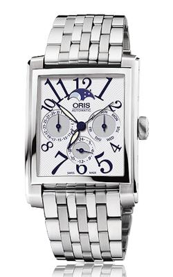Oris Rectangular Complication 01 582 7658 4061-07 8 23 82 product image