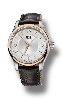 Oris Culture Classic Date Watch 01 733 7594 4331-07 5 20 12 product image
