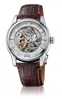 Oris Culture Artelier Skeleton Watch 01 734 7670 4051-07 1 21 73FC product image