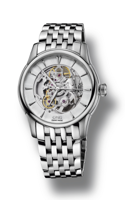 Oris Culture Artelier Skeleton Watch 01 734 7670 4051-07 8 21 77 product image