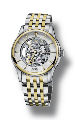 Oris Culture Artelier Skeleton Watch 01 734 7670 4351-07 8 21 78 product image
