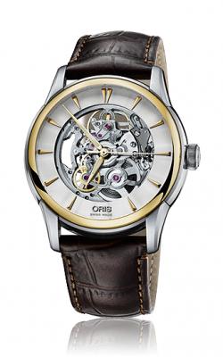 Oris Culture Artelier Skeleton Watch 01 734 7670 4351-07 1 21 73FC product image