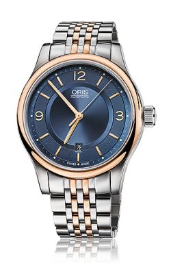 Oris Culture Classic Date Watch 01 733 7594 4335-07 8 20 63 product image