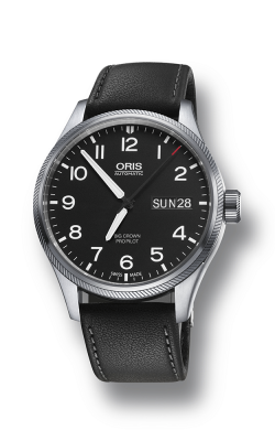 Oris Aviation Big Crown ProPilot Day Date Watch 01 752 7698 4164-07 5 22 19FC product image