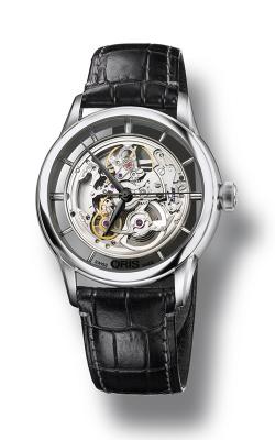 Oris Culture Artelier Translucent Skeleton Watch 01 734 7684 4051-07 5 21 71FC product image