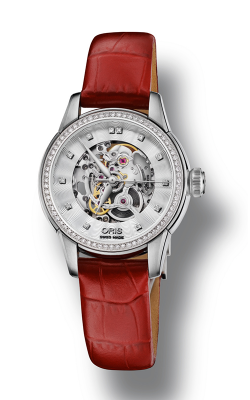 Oris Culture Artelier Skeleton Diamonds Watch 01 560 7687 4919-07 5 14 66FC product image