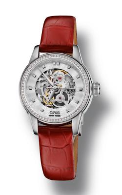 Oris Culture Artelier Skeleton Diamonds Watch 01 560 7687 4919-07 5 14 66FC product image
