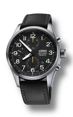 Oris Aviation Big Crown ProPilot Chronograph Watch 01 774 7699 4134-07 5 22 19FC product image