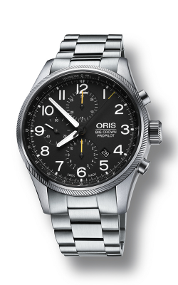 Oris Aviation Big Crown ProPilot Chronograph Watch 01 774 7699 4134-07 8 22 19 product image