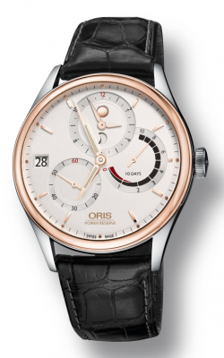 Oris Culture Artelier Calibre 112 Watch 01 112 7726 6351-Set 1 23 72FC product image