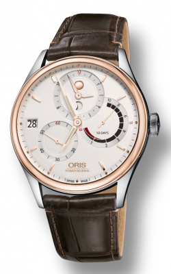 Oris Culture Artelier Calibre 112 Watch 01 112 7726 6351-Set 1 23 73FC product image