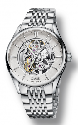 Oris Artelier Skeleton Watch 01 734 7721 4051-07 8 21 79 product image