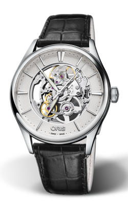 Oris Culture Artelier Skeleton Watch 01 734 7721 4051-07 5 21 64FC product image