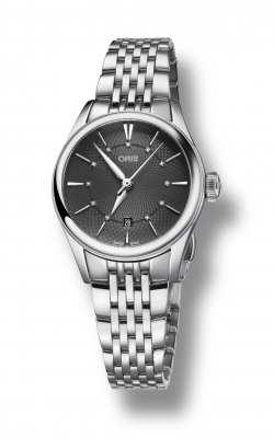 Oris Culture Artelier Date Diamonds Watch 01 561 7722 4053-07 8 14 79 product image