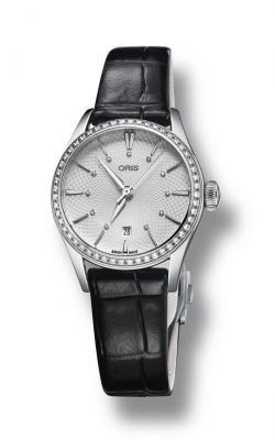Oris Culture Artelier Date Diamonds Watch 01 561 7722 4951-07 5 14 64FC product image