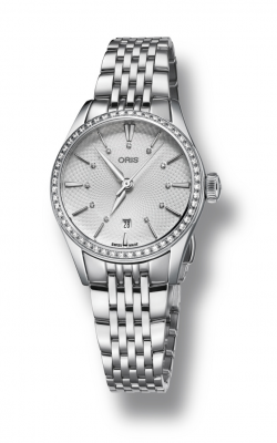 Oris Culture Artelier Date Diamonds Watch 01 561 7722 4951-07 8 14 79  product image
