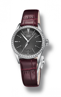 Oris Culture Artelier Date Diamonds Watch 01 561 7722 4953-07 5 14 63FC product image