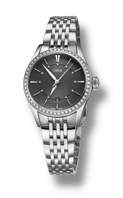 Oris Artelier Date Diamonds Watch 01 561 7722 4953-07 8 14 79 product image