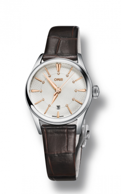 Oris Culture Artelier Date Diamonds Watch 01 561 7722 4031-07 5 14 65FC product image